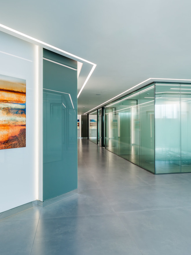 Office design for legal firm Wedlake Bell