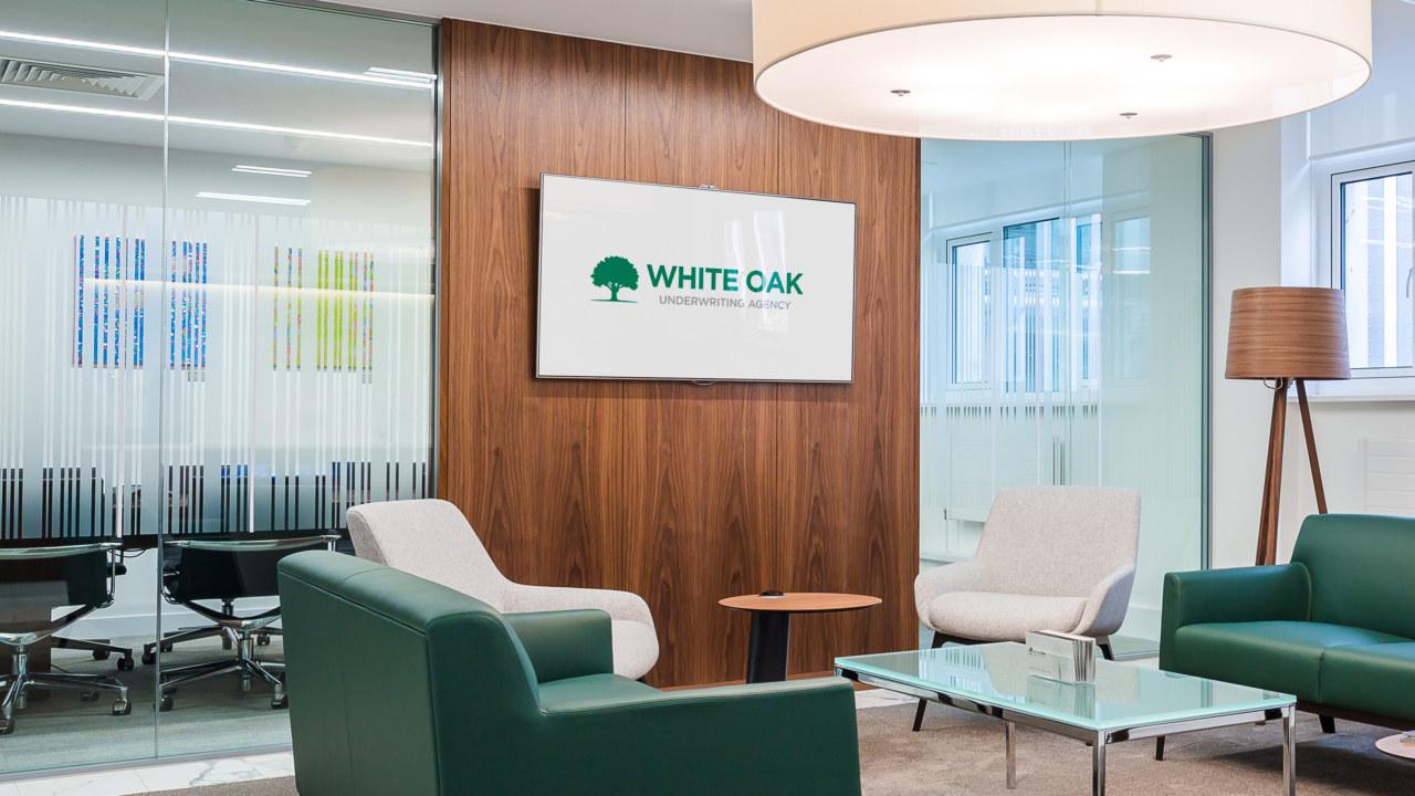 Office design for WhiteOak