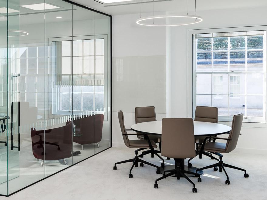 Meeting room design for SVP