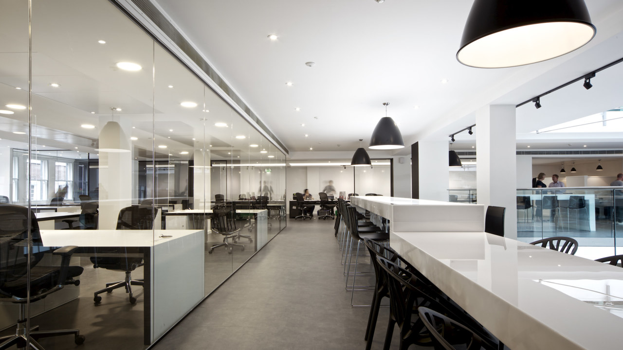 office design for MC-Saatchi