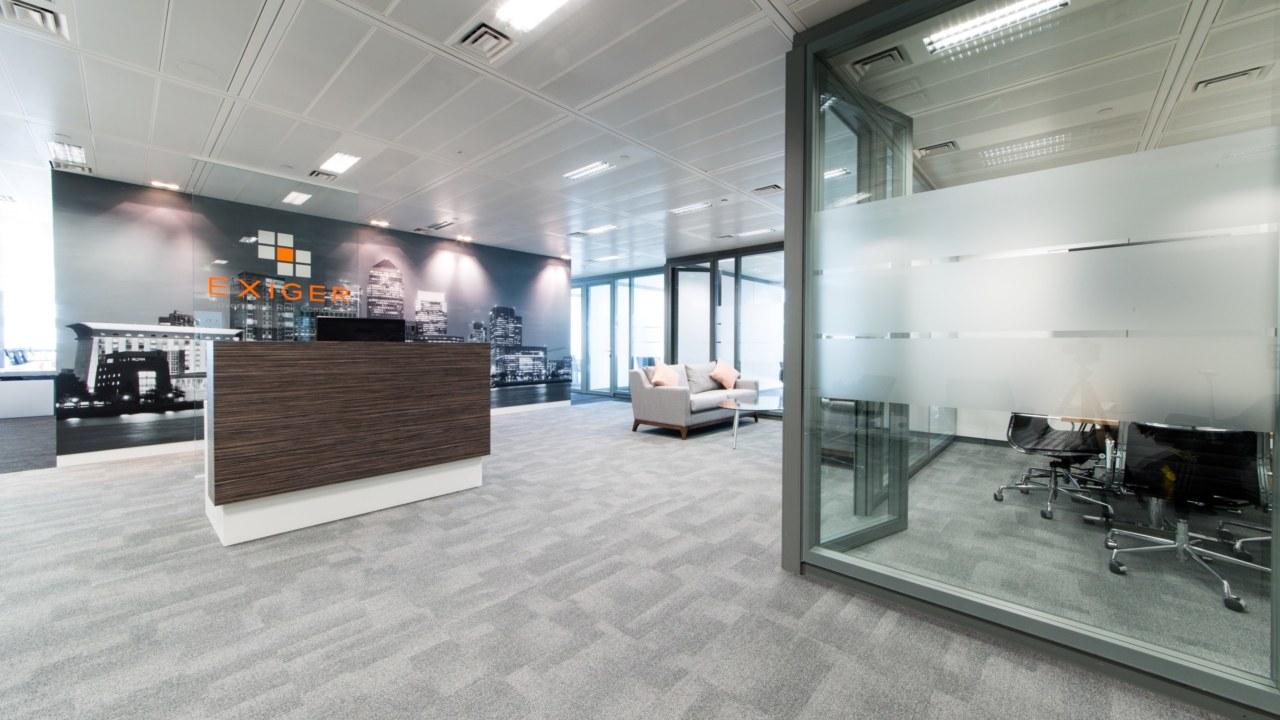 office design for exiger