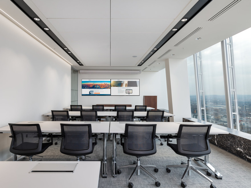 office design for CoStar
