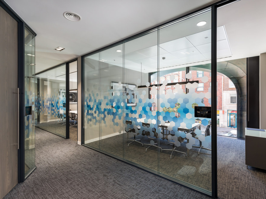 Office design for Charles Taylor