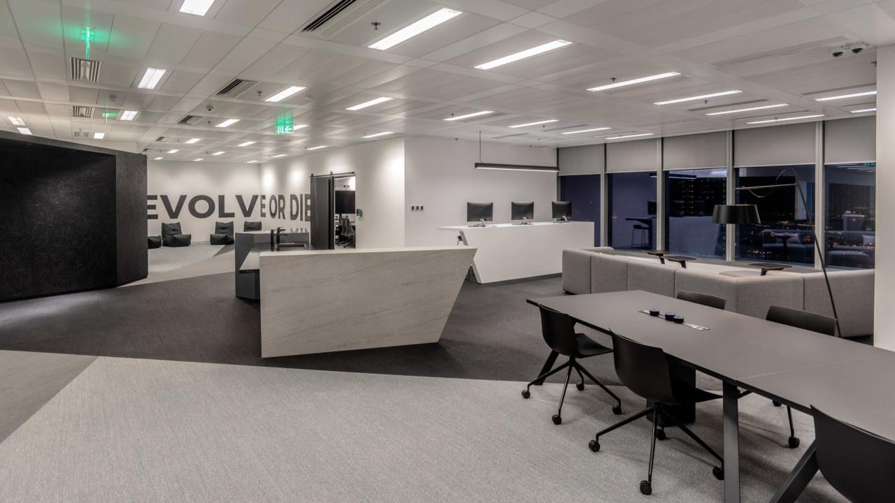 Gymshark-Hong-Kong agile-area-office-design