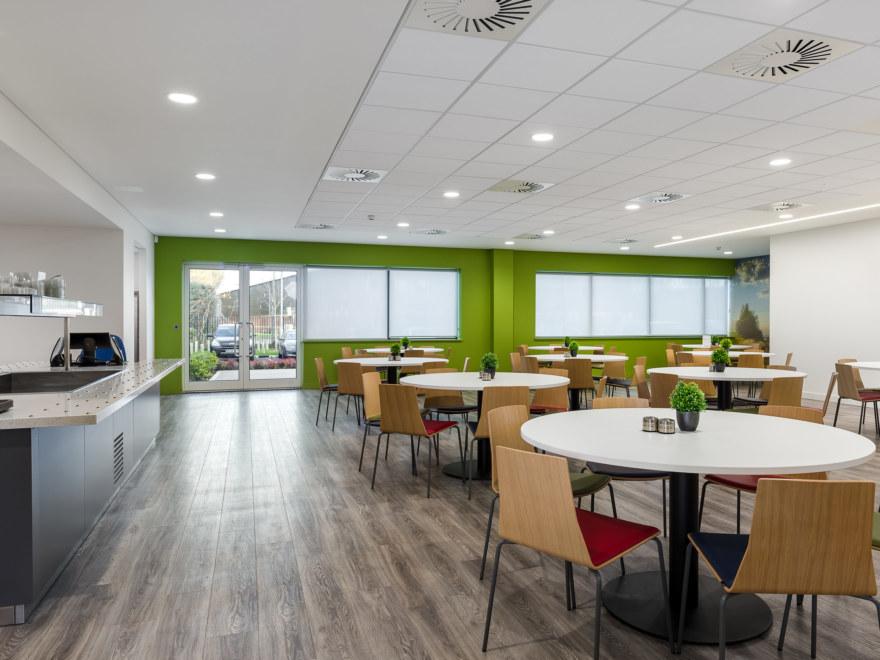 cafeteria-design-for-DAF Trucks
