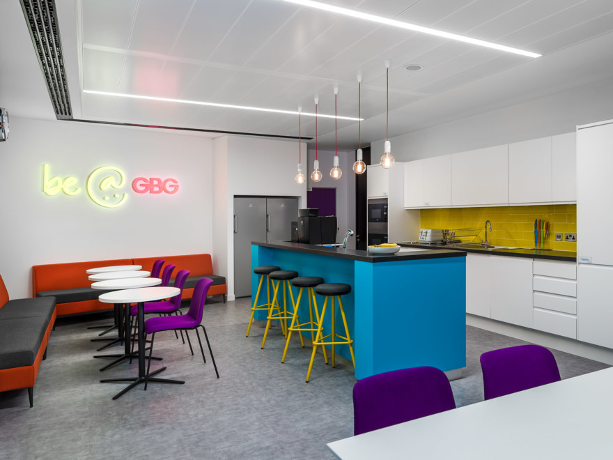 Office Teapoint Design for GBG