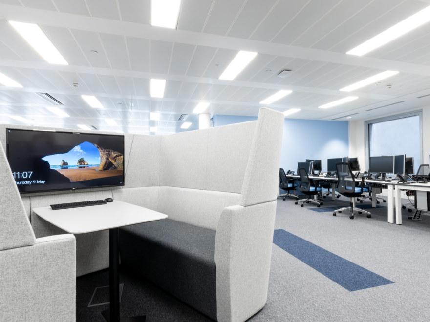 Office design for Client Server