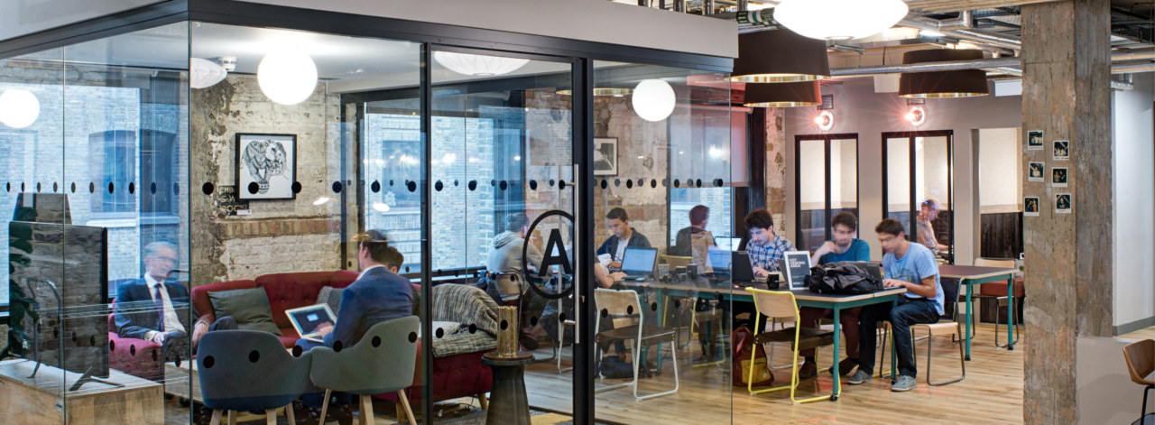How to find the right building for your coworking space?