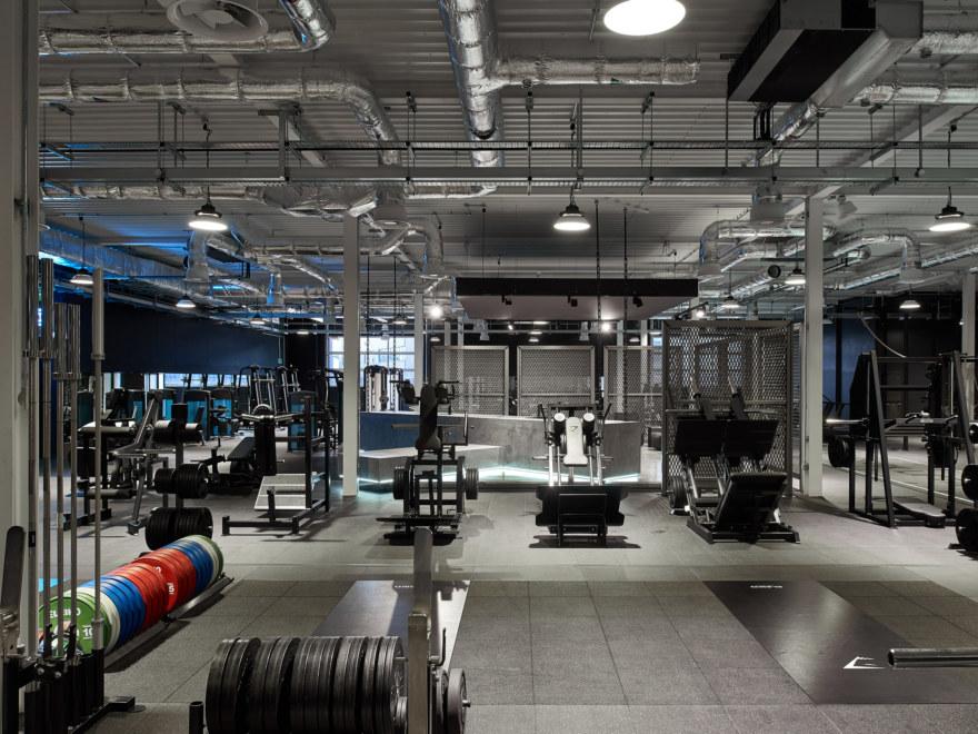 Gymshark lifting club