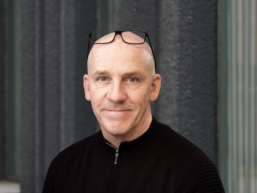 Nic Pryke, Creative Director at Oktra