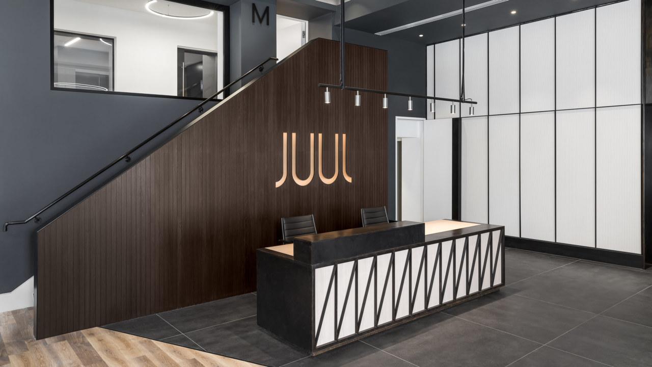 JUUL office