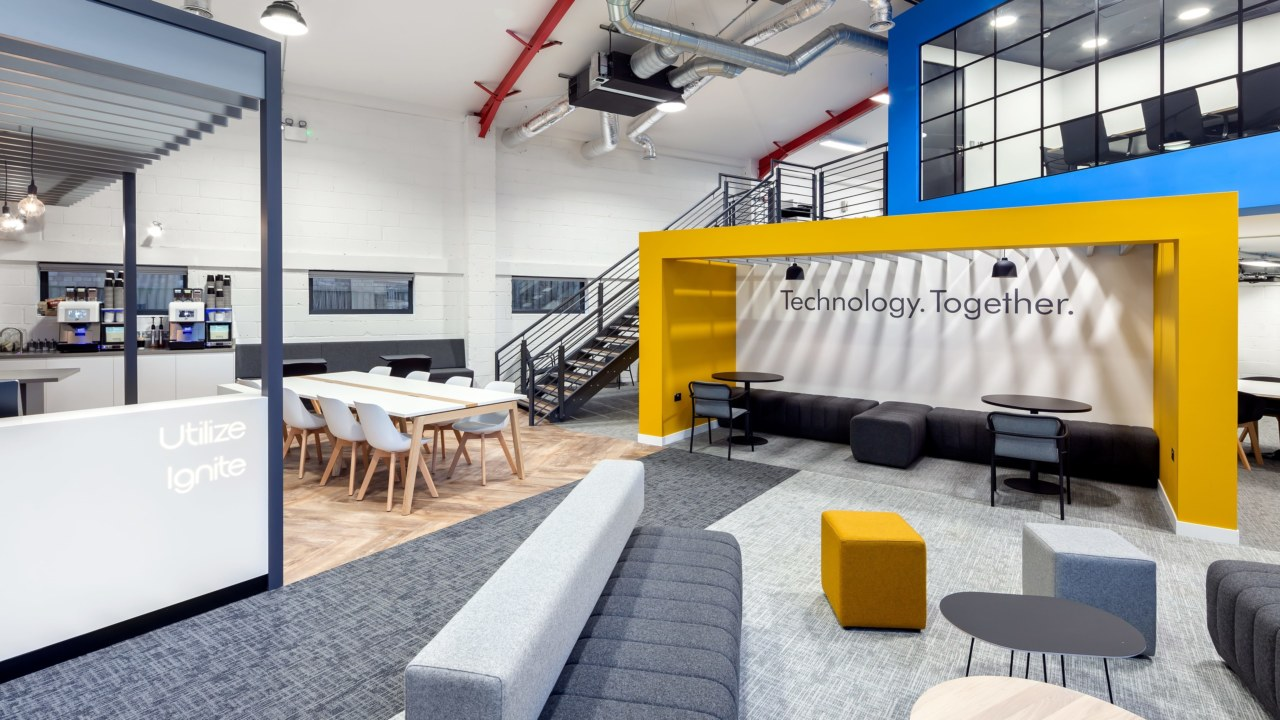Office design and build for Utlize