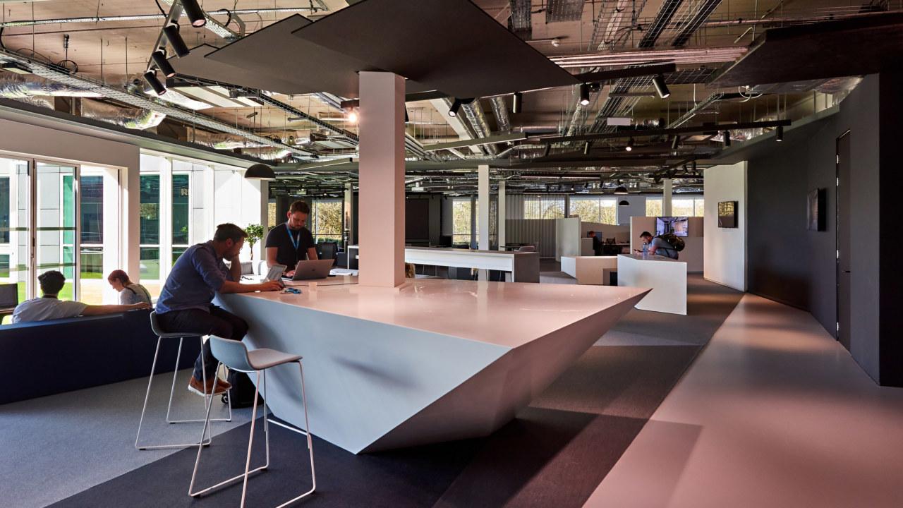 Gen Z: A New Generation of Workspaces