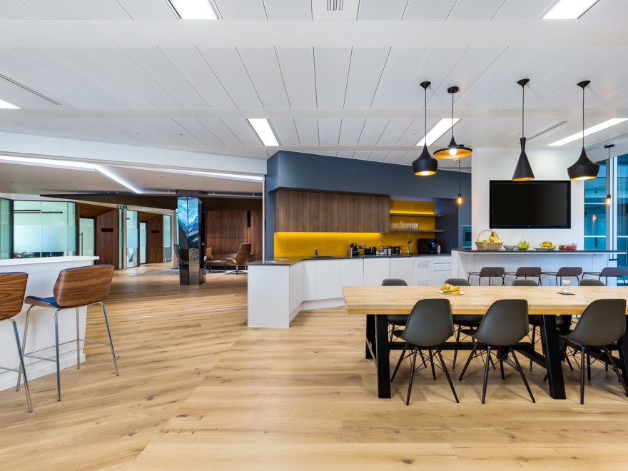 Office teapoint design