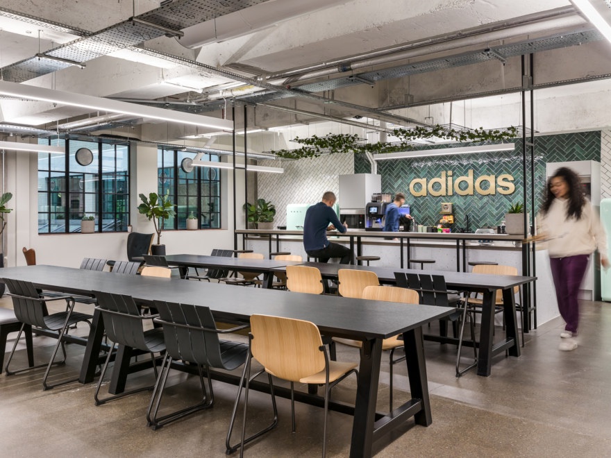 Adidas workspace