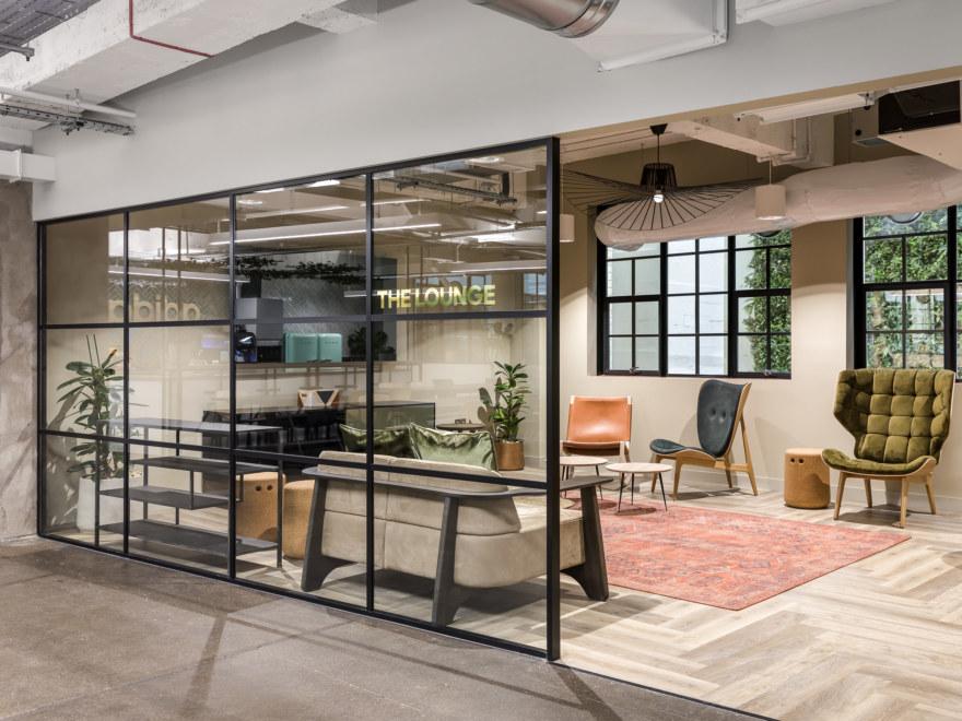 Adidas office design