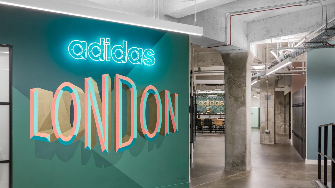 Adidas HQ