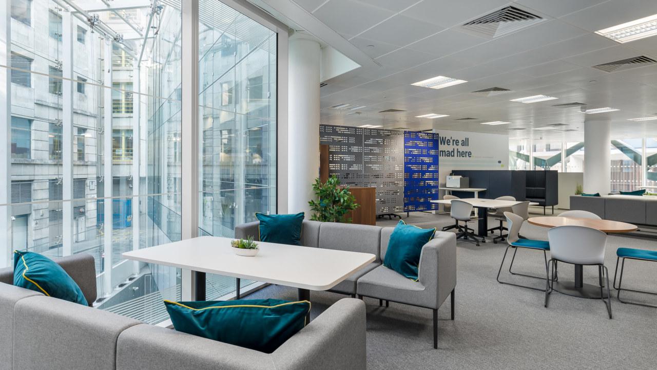 Office relocation for Eigen