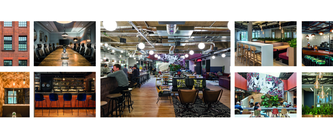 Coworking 3840 x 1414