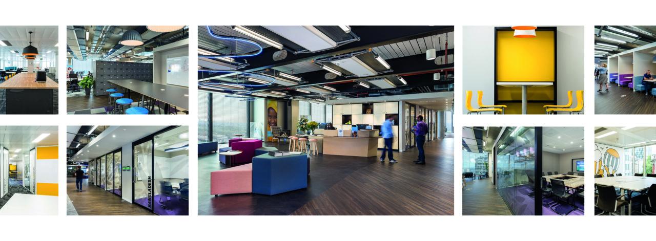 Office Design Ideas Charities Sector - 3840 x 1414