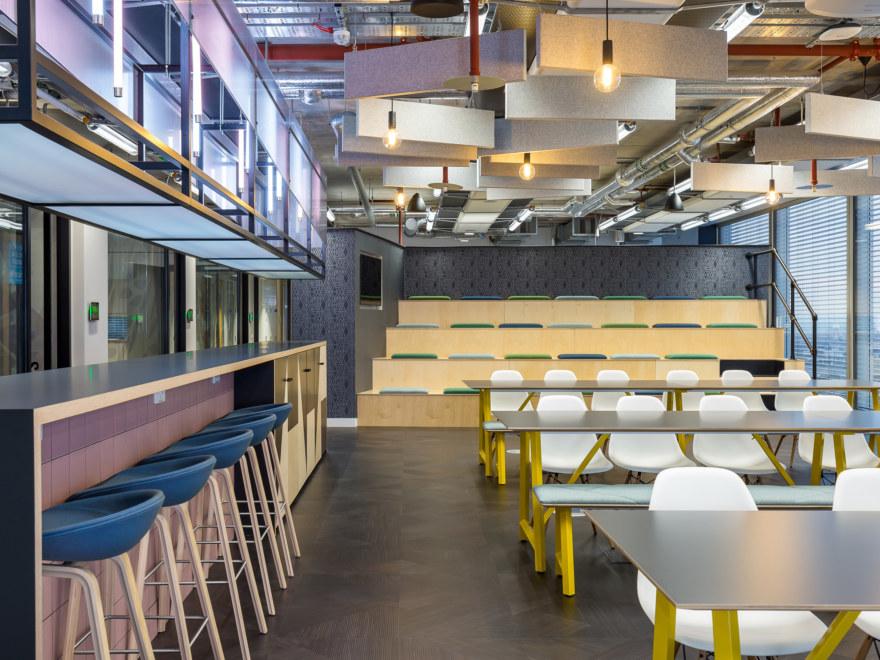 UNICEF's London office offers dynamic design