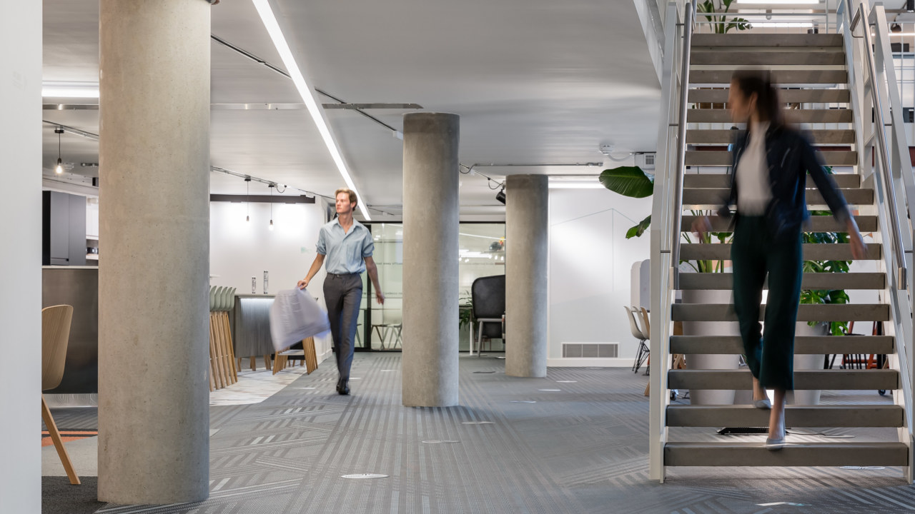 An article on COVID-19 And the Future of Office Design for Gen Z