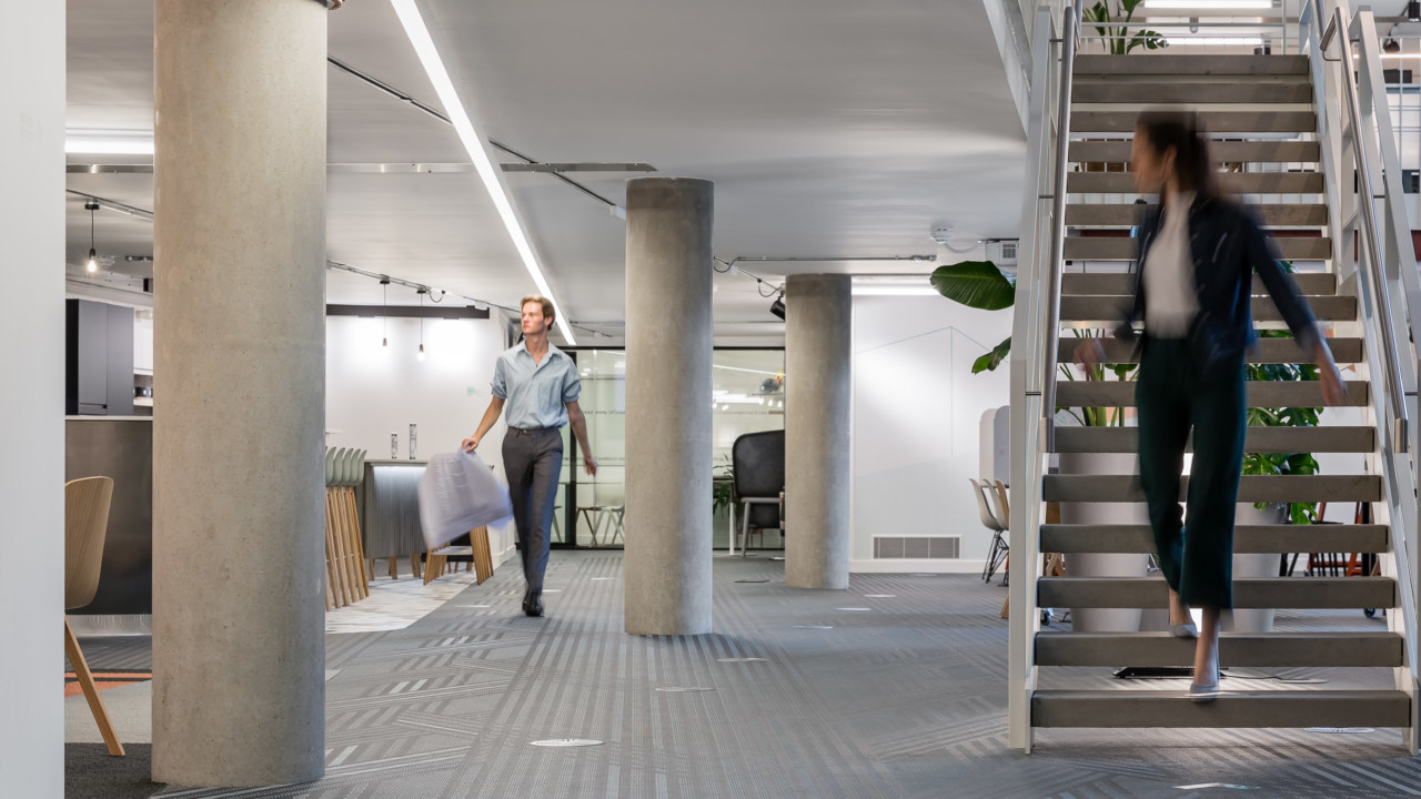 An article covering the topic of COVID-19 And the Future of Office Design for Gen Z