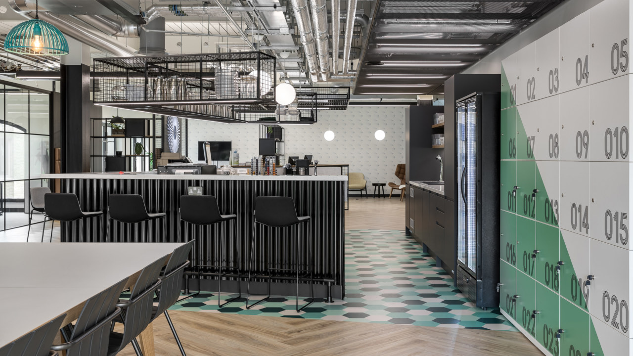 Dynata – Cat B Fit Out of an Office Space