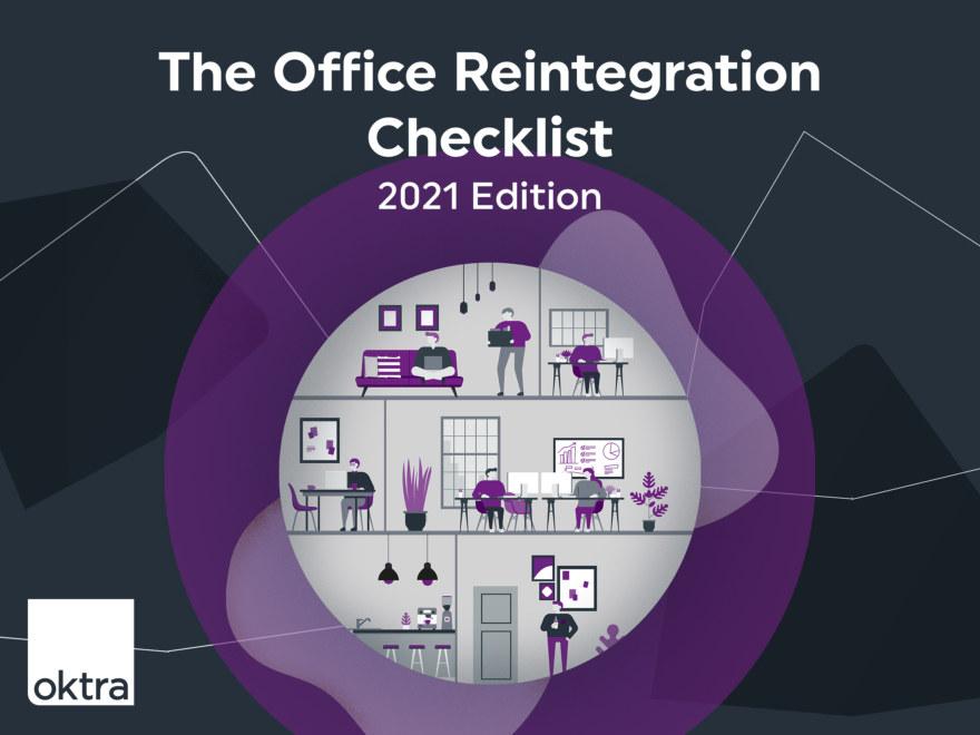 The Office Reintegration Checklist 2021 2640x1980