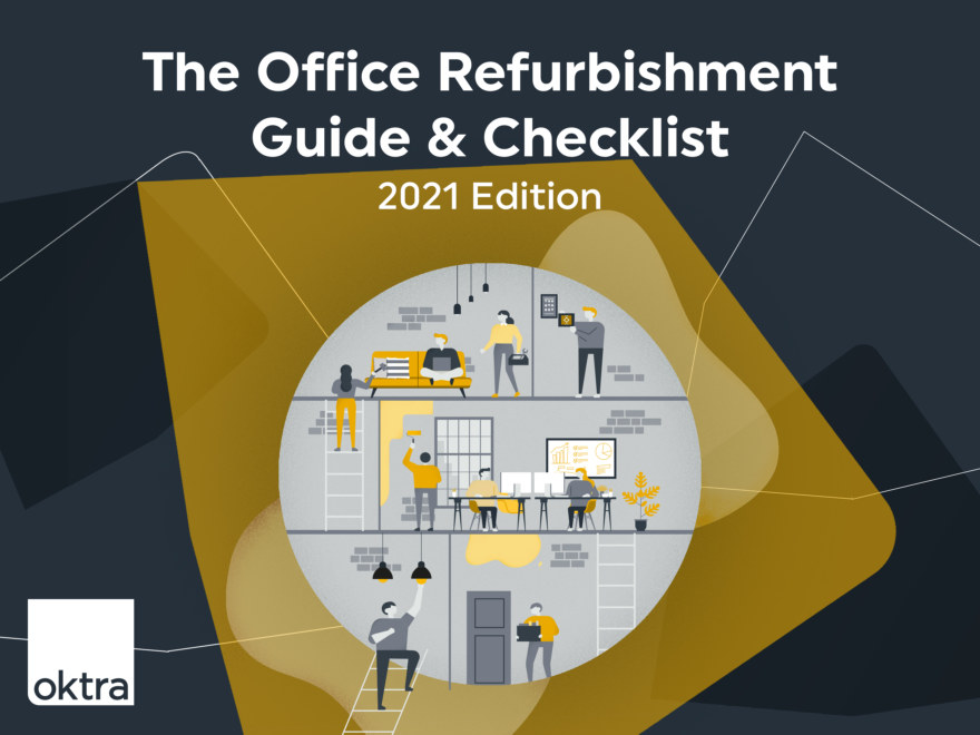 The Guide to Office Refurbishment 2021 2640x1980