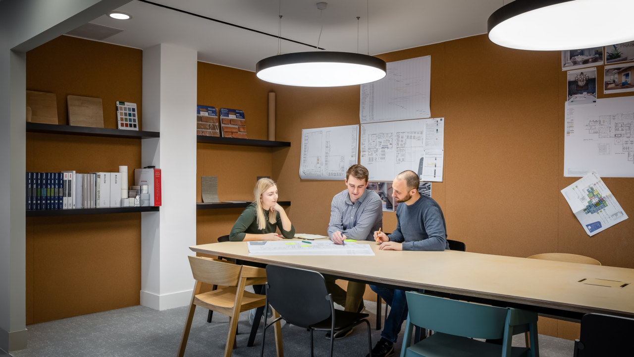 The benefits of office lighting to workplace productivity