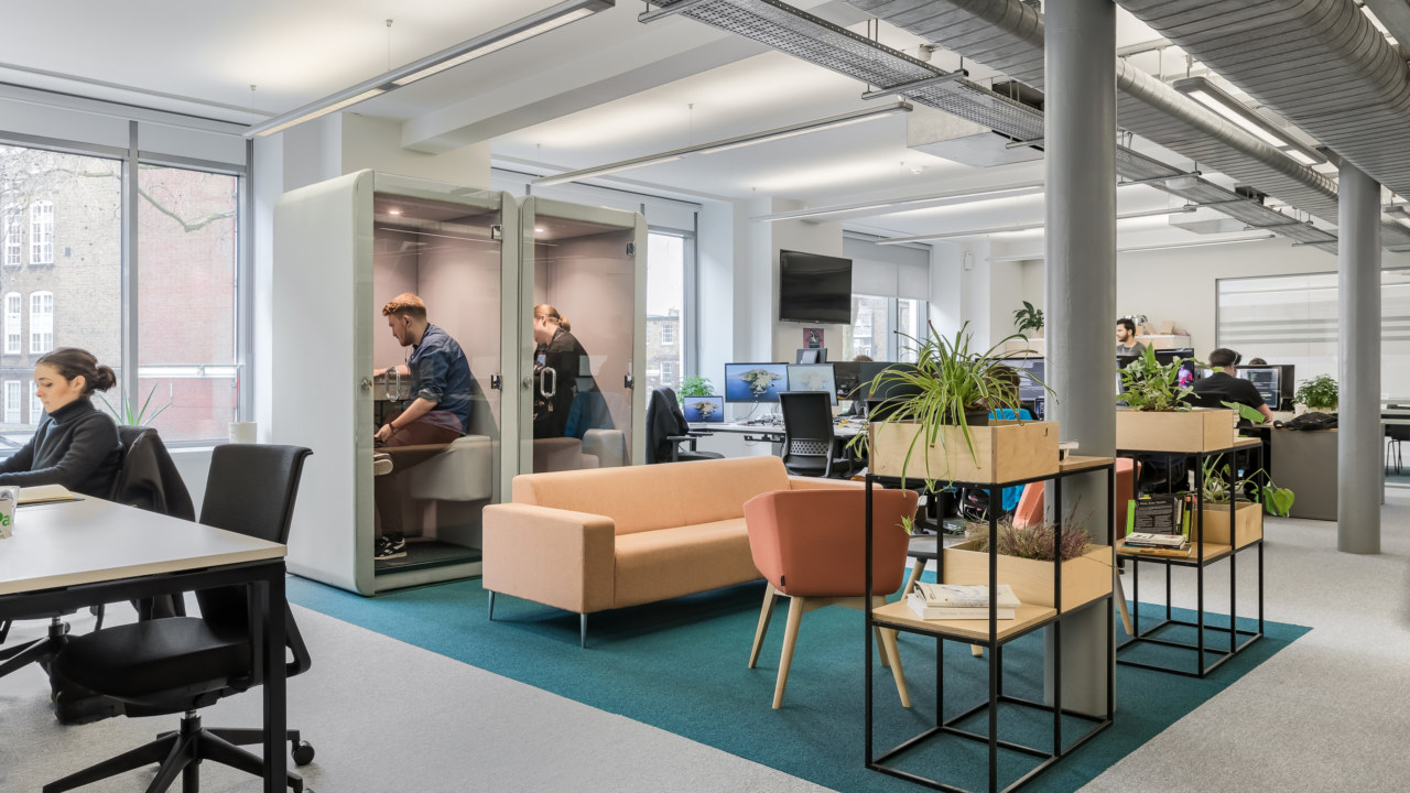 Redesign Your Office for the Return to Work