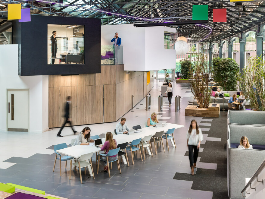 BREEAM rated commercial fit outs